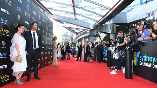 AACTA Awards – The Star
