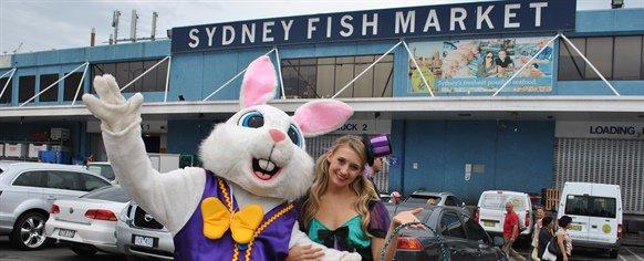 Easter At Sydney Fish Markets