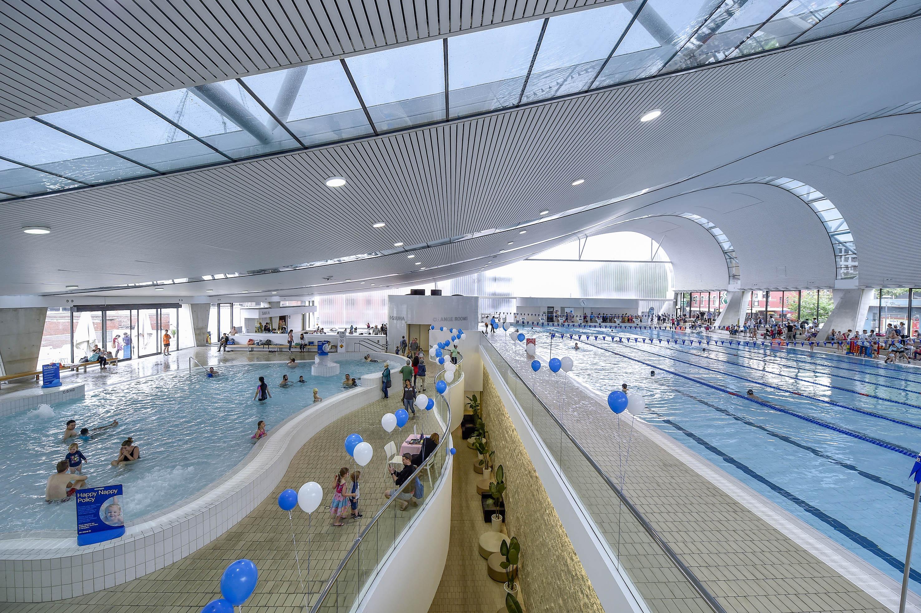 Aquatic Centre Turns 10!