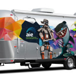 The Airstream Mobile Classroom