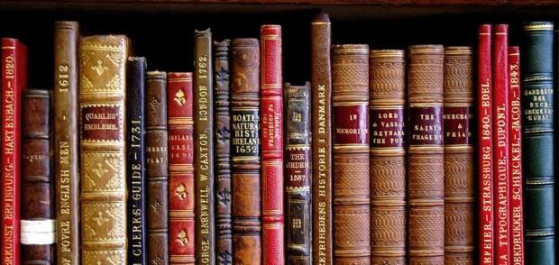 Bid on rare and unique books.