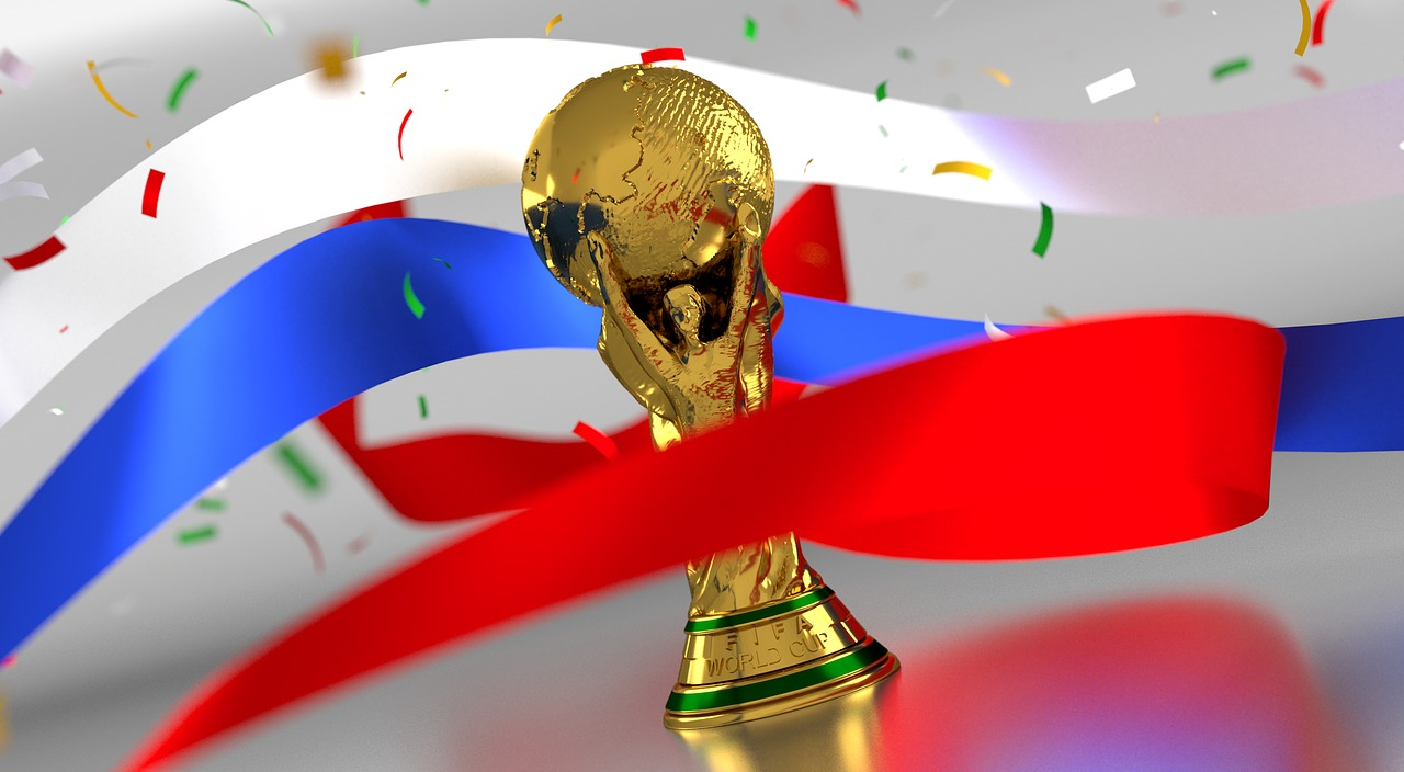 World Cup – live, large and loud!