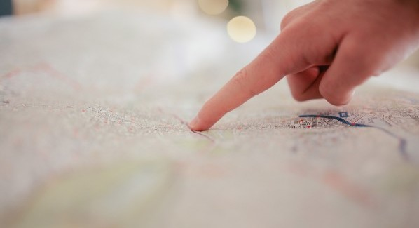 Put yourself on the map!