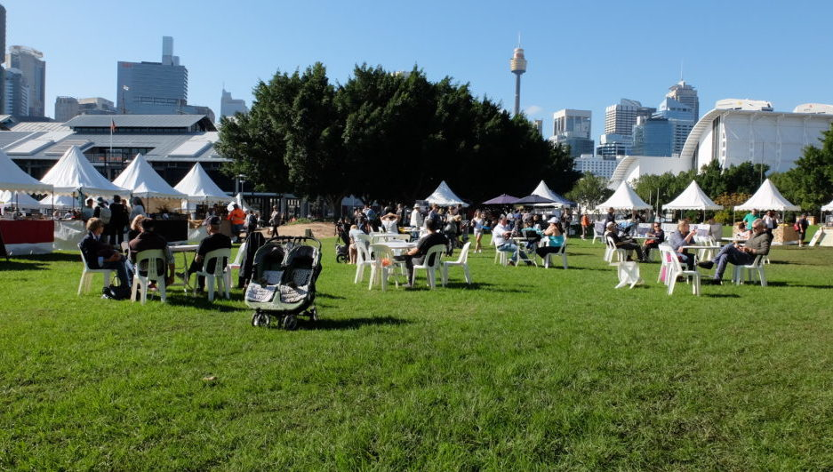 Pyrmont Bay Markets – Revised Date